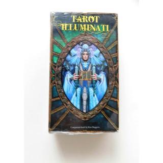新品 イルミナティ タロット占い カードデッキ ゲーム(その他)