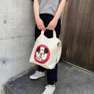 ディズニー(Disney)のDisney トートバッグ タグ付き ミッキー(トートバッグ)