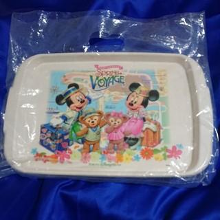 ディズニー(Disney)の東京ディズニーシーミッキーとダッフィーのスプリングヴォヤッジトレー(キャラクターグッズ)