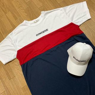グレイル(GRL)の新品Tシャツワンピース(ひざ丈ワンピース)