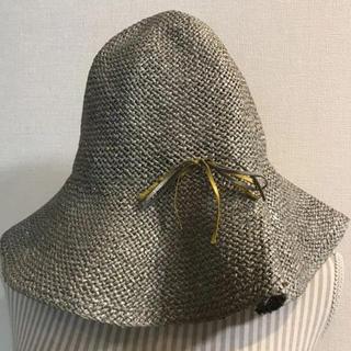 イエナ(IENA)のイエナ 購入 麦わら帽子(麦わら帽子/ストローハット)