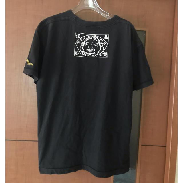 EVISU(エビス)のエビス  ビックカモメ サイズ40 メンズのトップス(Tシャツ/カットソー(半袖/袖なし))の商品写真