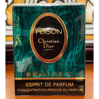 クリスチャンディオール(Christian Dior)の未開封品 クリスチャンディオール プワゾン エスプリ ドゥ パルファム 30m(香水(女性用))