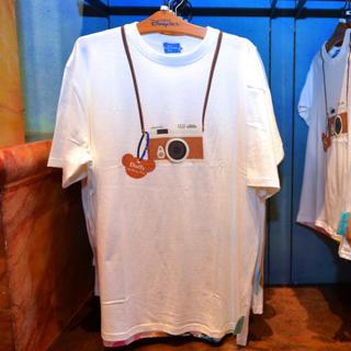 ディズニー(Disney)のダッフィー  スプリングヴォヤッジ Tシャツ(キャラクターグッズ)