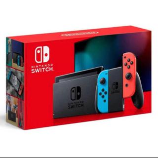 Nintendo Switch - 新品未開封! Switch 任天堂スイッチ 本体 ネオン ニンテンドウ