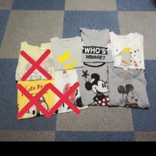 ディズニー(Disney)のDisney Tシャツセット♪(Tシャツ(半袖/袖なし))