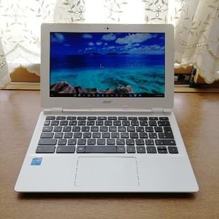 エイサー(Acer)の【chromebook】acer CB3-111-H14M(ノートPC)