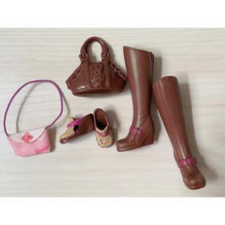 Barbie - Barbie バービー バッグ シューズ セット