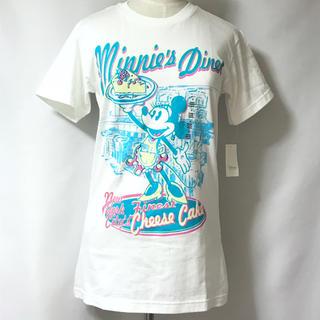 ディズニー(Disney)のDisney Store ニューヨーク限定 ミニー クルーネック 半袖 Tシャツ(Tシャツ(半袖/袖なし))