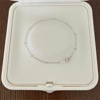 MIKIMOTO - チェーンブレスレット 10金 k10 10k