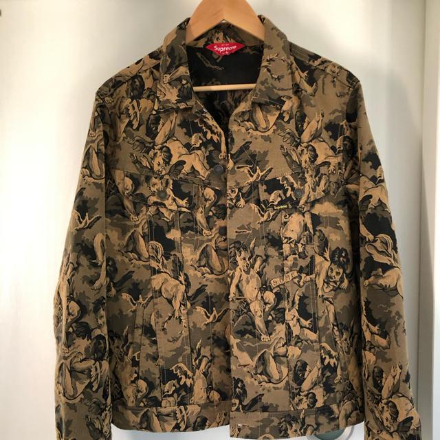 Supreme(シュプリーム)のsupreme trucker jacket メンズのジャケット/アウター(ブルゾン)の商品写真