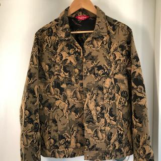 Supreme - supreme trucker jacket