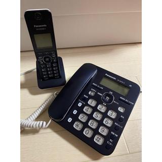 パナソニック(Panasonic)の電話機 VE-GD35-A 説明書あり(その他)