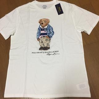 POLO RALPH LAUREN - 新品❗️ラルフローレン ポロベア 男性Mサイズ  Tシャツ