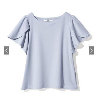 グレイル(GRL)のチューリップスリーブトップス グレイル (カットソー(半袖/袖なし))