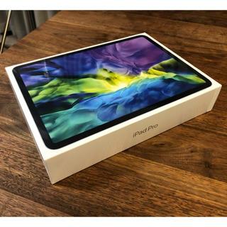 アイパッド(iPad)の24時間以内発送 iPad Pro 2020年モデル 11インチ 128GB(タブレット)
