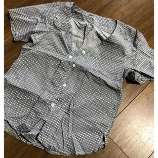 ジーユー(GU)のレディース  半袖シャツ(シャツ/ブラウス(半袖/袖なし))