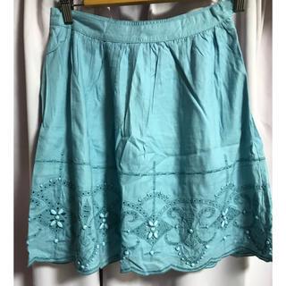 マリリンムーン(MARILYN MOON)の新品未使用 MARILYN MOON スカート M(ひざ丈スカート)