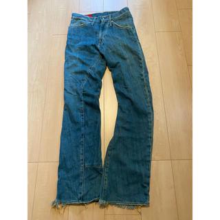 リーバイス(Levi's)の【美品】Levi's RED warped boot cut 28inch(デニム/ジーンズ)