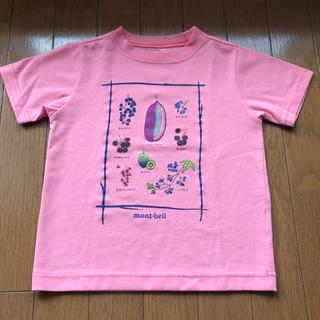 モンベル(mont bell)のkids Tシャツ(Tシャツ/カットソー)