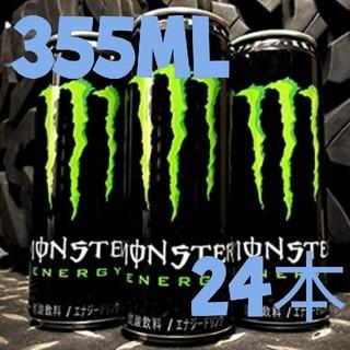 アサヒ(アサヒ)の【新品未開封】アサヒ飲料 モンスター エナジー 355ML ×24本(ソフトドリンク)