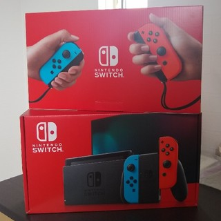 Nintendo Switch - ☆新品☆ 2個セット 新型 任天堂スイッチ 本体