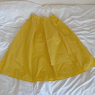 ジーユー(GU)のGU ひざ丈スカート(ひざ丈スカート)