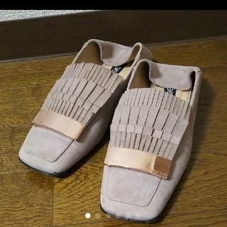 セルジオロッシ(Sergio Rossi)の専用⭐️セルジオロッシ バブーシュ スリッパ  ローファー(ローファー/革靴)