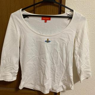 ヴィヴィアンウエストウッド(Vivienne Westwood)のヴィヴィアン●viviennewestwood●Sサイズ(Tシャツ(長袖/七分))