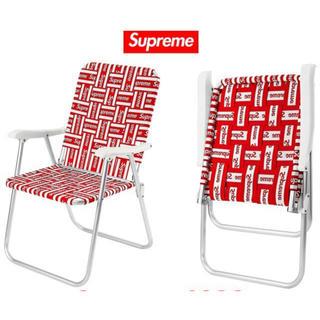 シュプリーム(Supreme)のSupreme Lawn Chair(折り畳みイス)