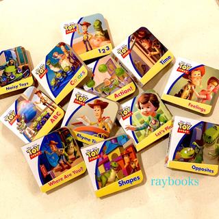 ディズニー(Disney)の新品【海外品】ディズニー 英語絵本12冊 トイストーリー ウッディ ボーピープ(絵本/児童書)
