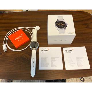 フォッシル(FOSSIL)のFOSSIL Q Founder 2.0 スマートウォッチ(腕時計(デジタル))