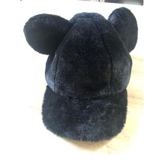 ディズニー(Disney)のミッキー キャップ 【東京ディズニーリゾート】(キャラクターグッズ)