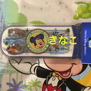 ディズニー(Disney)のディズニー ミッキー カトラリー TDR お弁当(弁当用品)