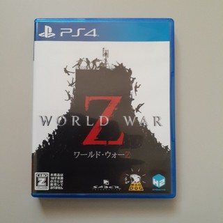 PlayStation4 - PS4ソフト ワールド・ウォーZ