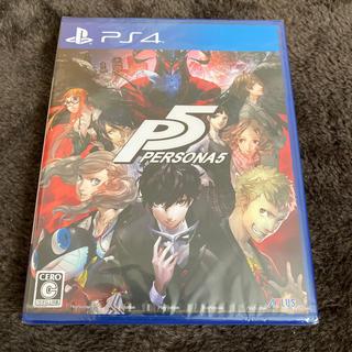 ペルソナ5 PS4(家庭用ゲームソフト)