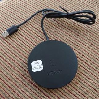 オムロン(OMRON)のオムロン ウェルネスリンク対応 USB通信トレイ(PC周辺機器)
