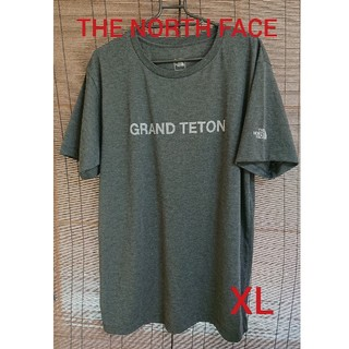 THE NORTH FACE - THE NORTH FACE ノースフェイス Tシャツ XL グレー