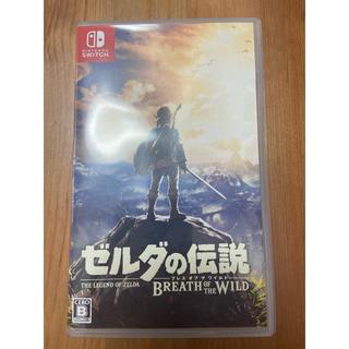 Nintendo Switch - ゼルダの伝説 ブレス オブ ザ ワイルド Switch