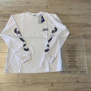 アシックス(asics)のasics mita beams ls TEE(Tシャツ/カットソー(七分/長袖))