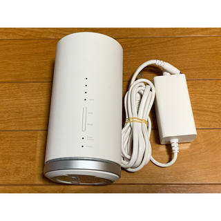 HUAWEI TECHNOLOGIES SPEEDWI-FI HOME L01S(PC周辺機器)