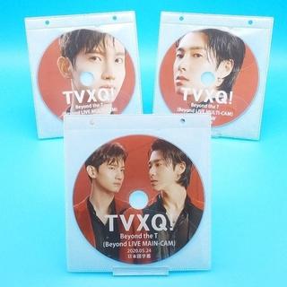 東方神起 - ♥新作♥TVXQ! Beyond the T チャンミン&ユノ&MAIN-CAM