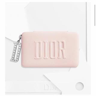 ディオール(Dior)の未使用 Dior アクセサリーBOX & ファンデサンプル(小物入れ)