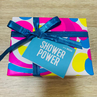 LUSH - LUSH SHOWER POWER ギフト