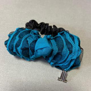 ランバンオンブルー(LANVIN en Bleu)のランバンオンブルー 髪ゴム 新品未使用(ヘアゴム/シュシュ)