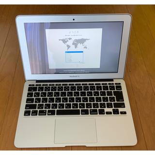 Mac (Apple) - MacBook Air(11-inch, Mid 2012)4GB 128GB