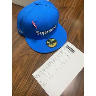 Supreme - $1M Metallic Box Logo New Era 7 5/8 XL