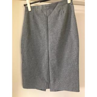ユニクロ(UNIQLO)のLila屋様専用ストレッチタイトスカート(ひざ丈スカート)