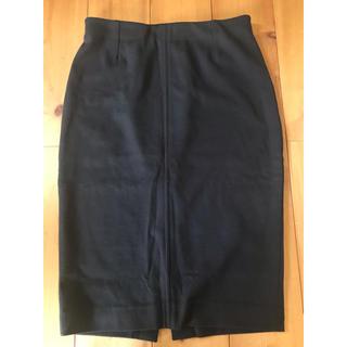 ユニクロ(UNIQLO)のUNIQLO  ストレッチタイトスカート(ひざ丈スカート)