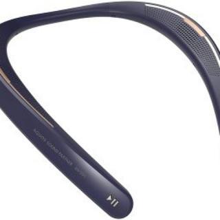 アクオス(AQUOS)のサウンドパートナー AN SS1 【SHARP】ウェアラブルネックスピーカー(ヘッドフォン/イヤフォン)